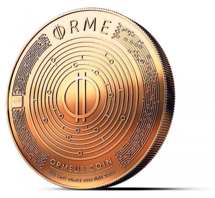 Ormeus Coin description